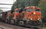 BNSF 6542